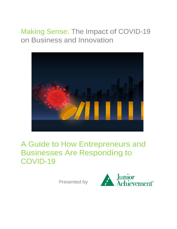 Making Sense: The Impact of COVID-19 on Business and Innovation