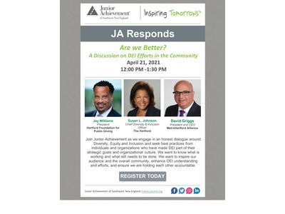 View the details for JA Responds
