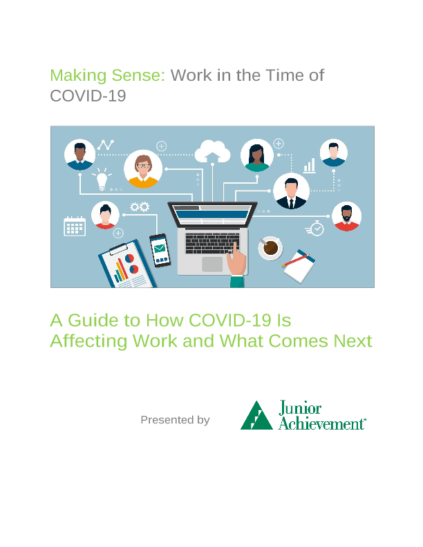 Making Sense: Work in the Time of COVID-19