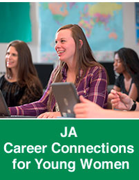 Career Connections for Young Women curriculum cover